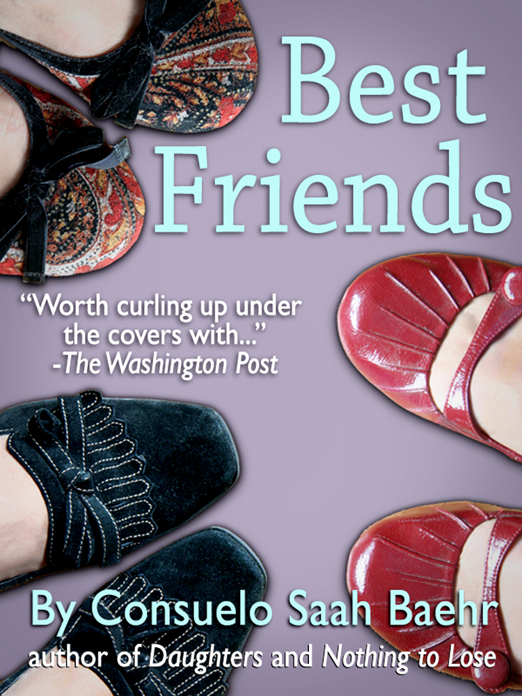 Best Friends (romance and suspense)