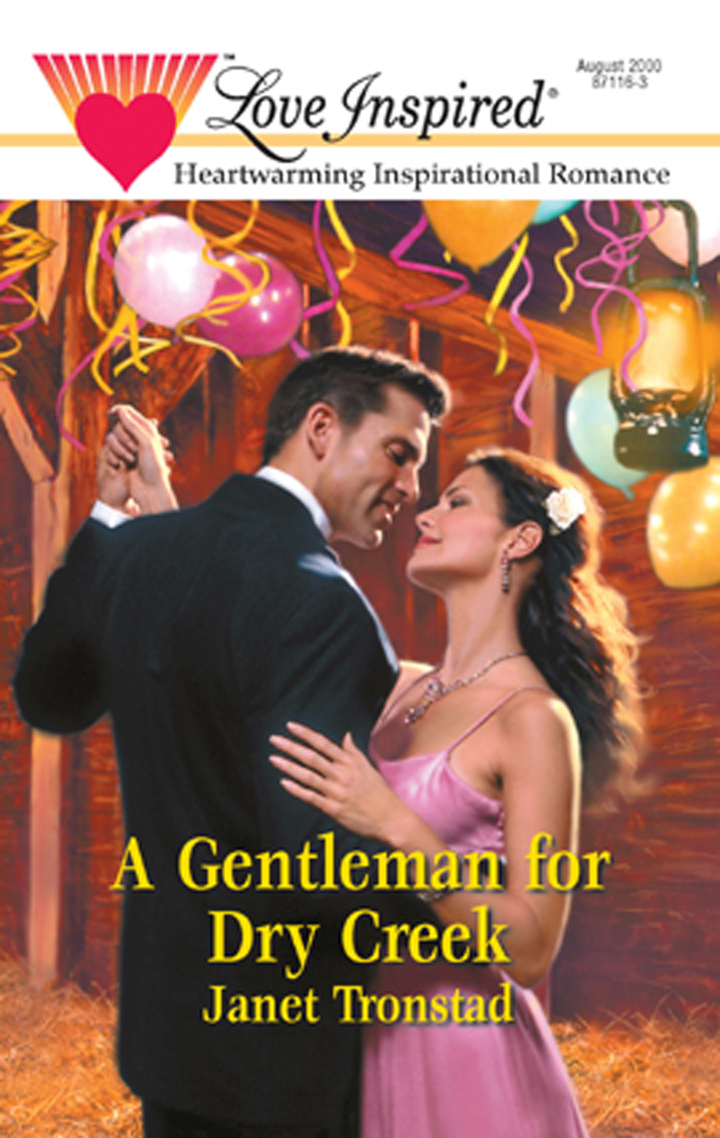 A Gentleman for Dry Creek (Mills & Boon Love Inspired)