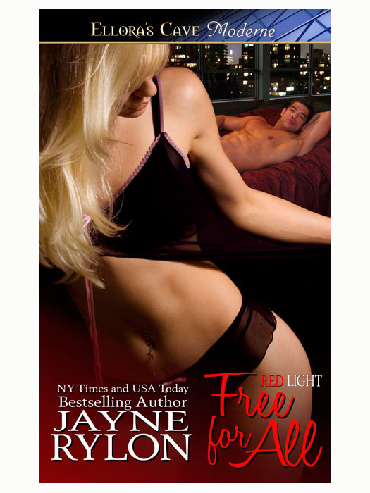 Free For All (Red Light, Book Four)