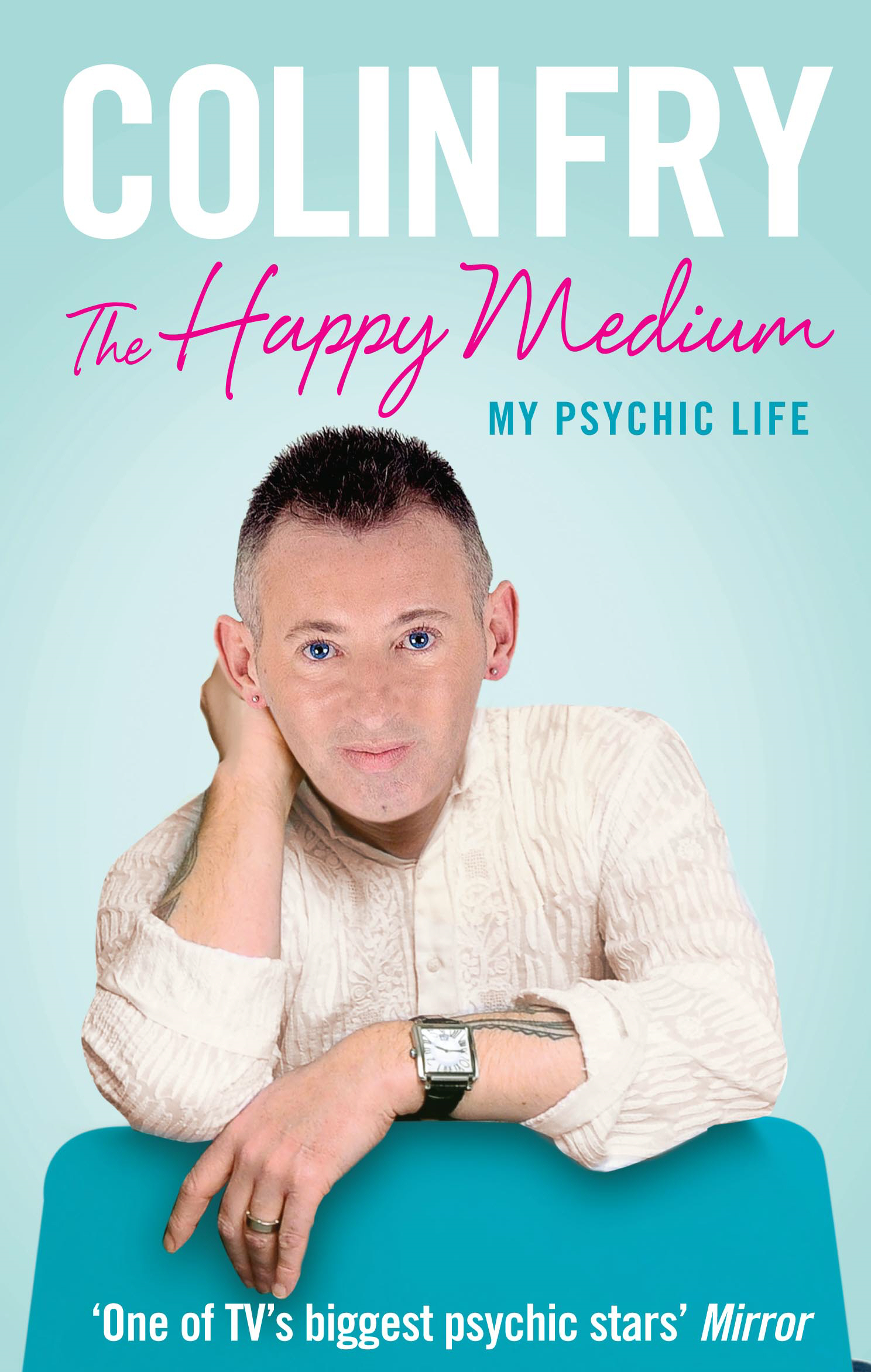 The Happy Medium My Psychic Life