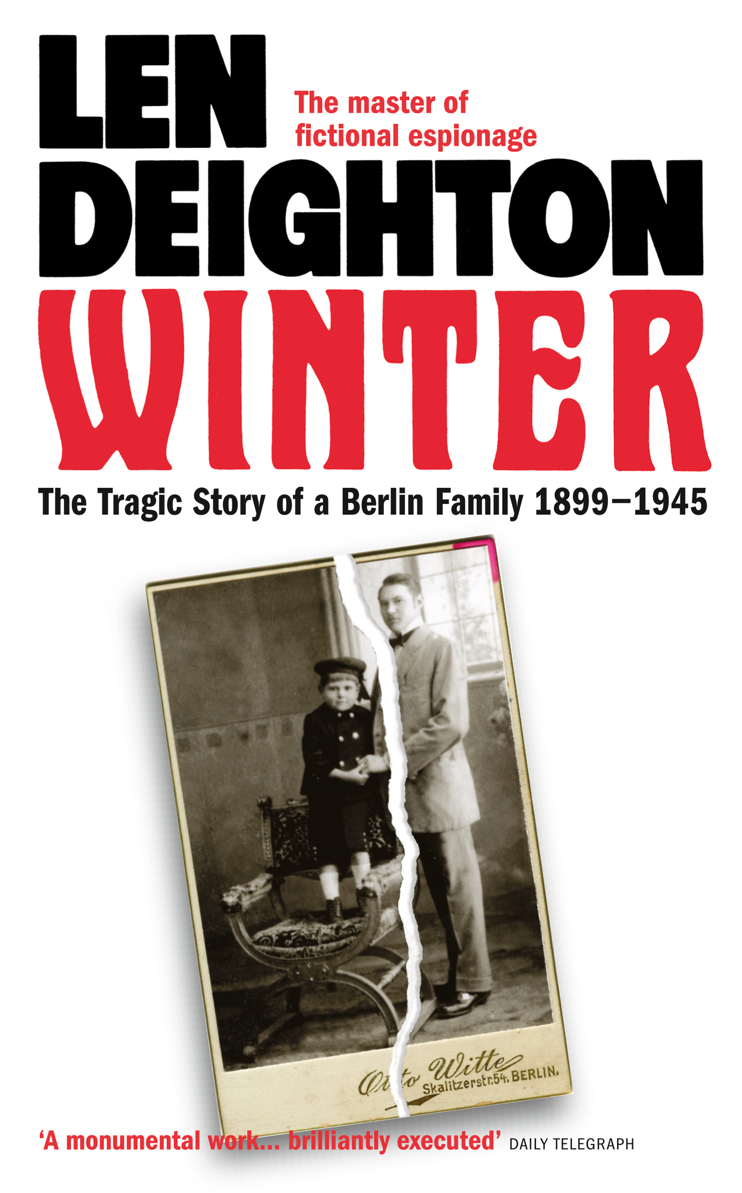 Winter: A Berlin Family,  1899?1945
