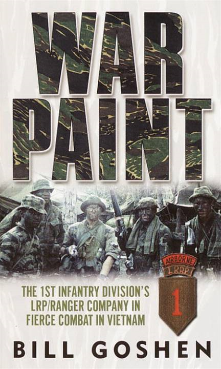 War Paint By: Bill Goshen
