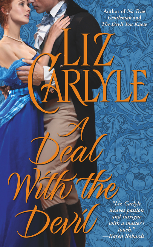 A Deal With the Devil By: Liz Carlyle