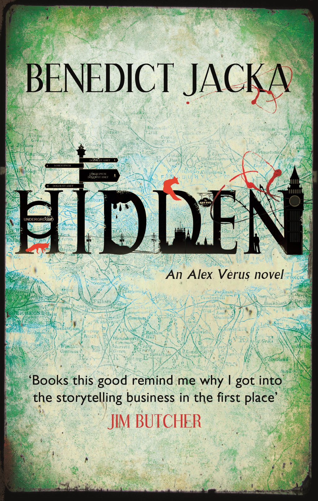 Hidden An Alex Verus novel