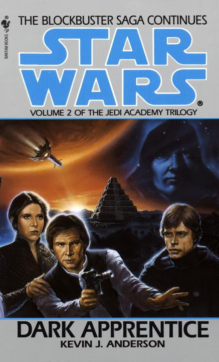 Dark Apprentice: Star Wars (The Jedi Academy)