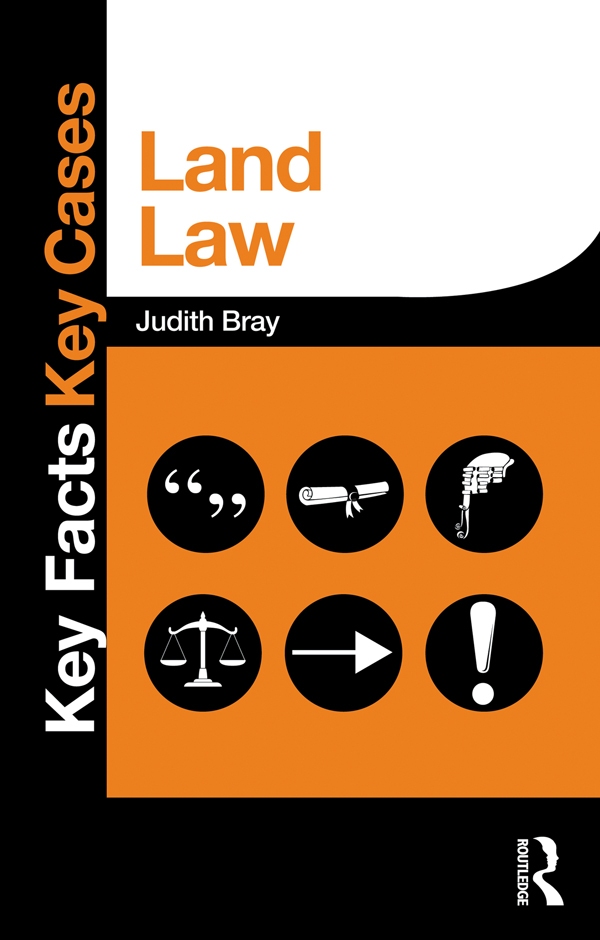 Key Facts Key Cases Land Law
