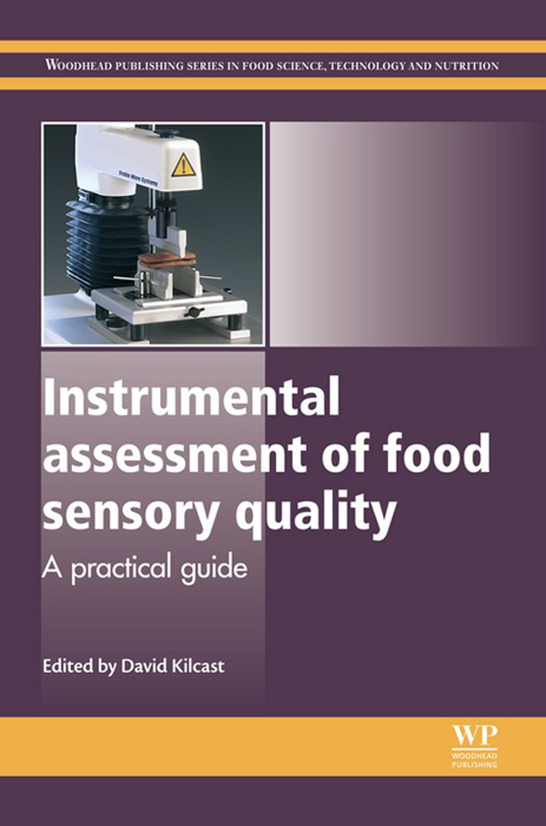 Instrumental Assessment of Food Sensory Quality A Practical Guide