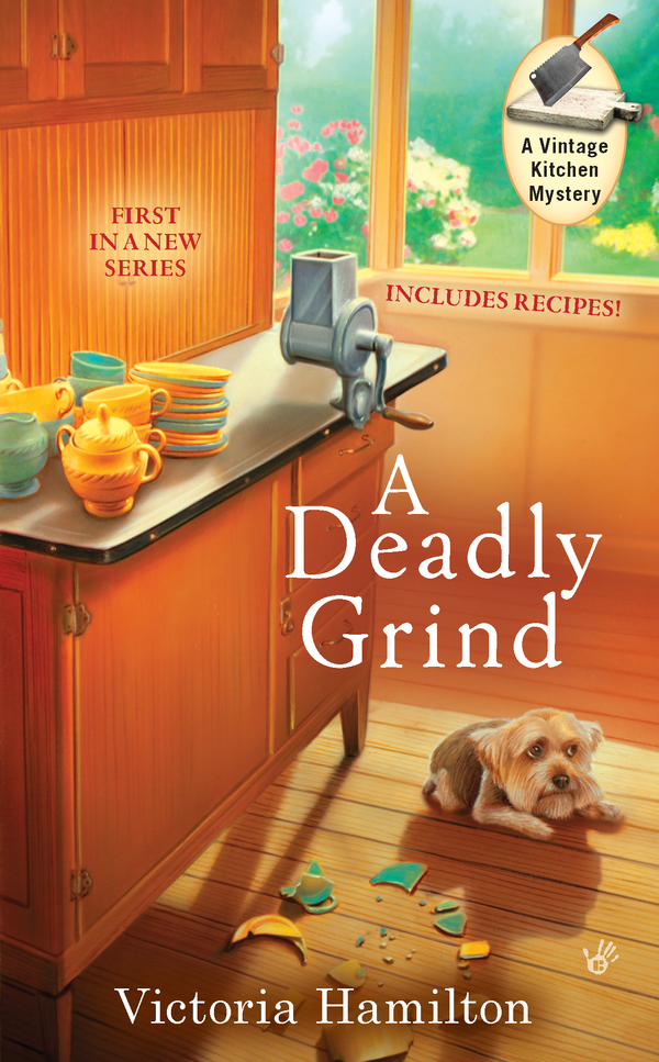 A Deadly Grind By: Victoria Hamilton