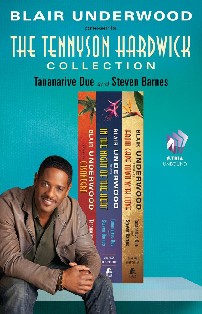 The Tennyson Hardwick Collection By: Blair Underwood,Steven Barnes,Tananarive Due