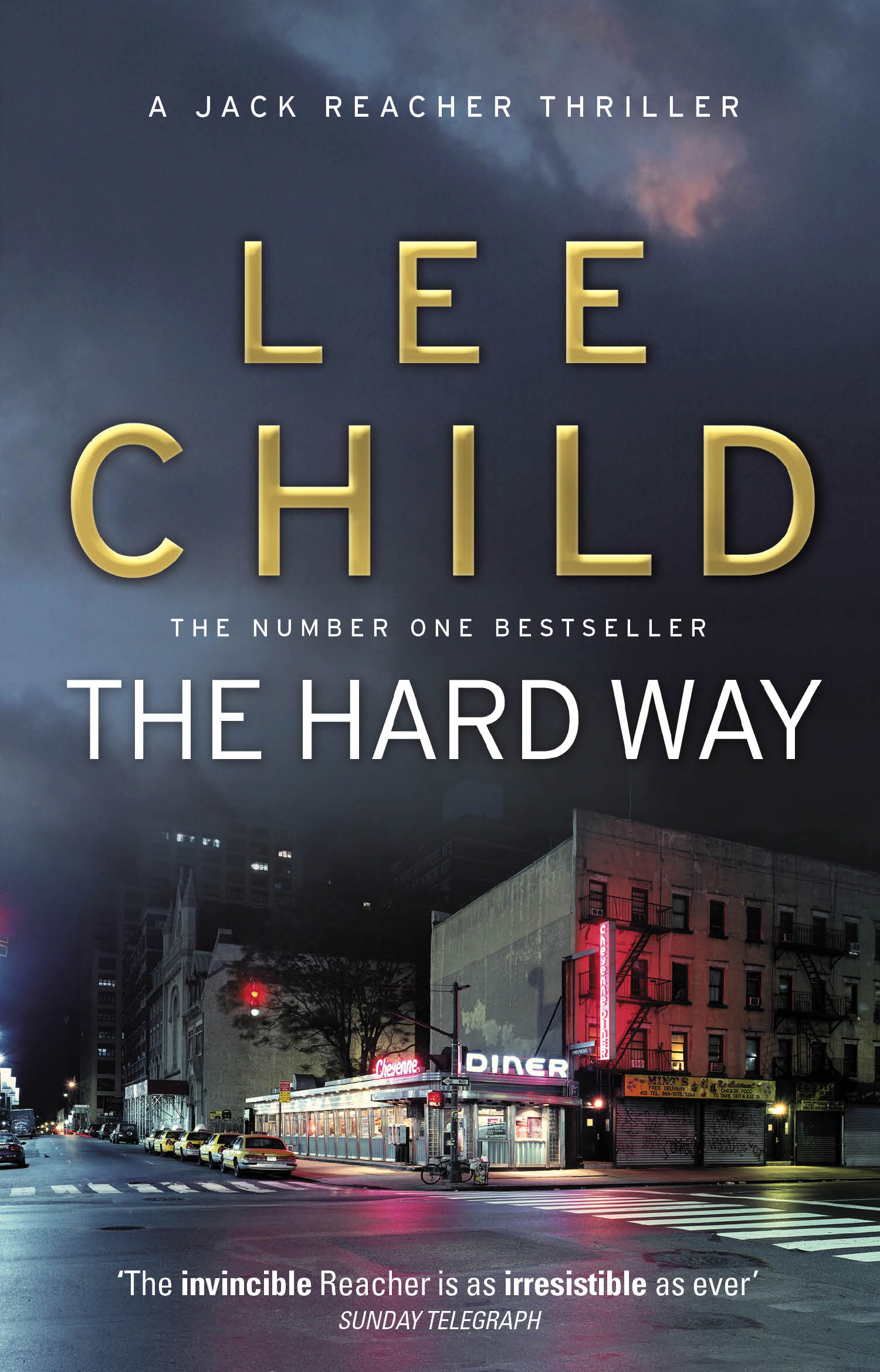The Hard Way (Jack Reacher 10)