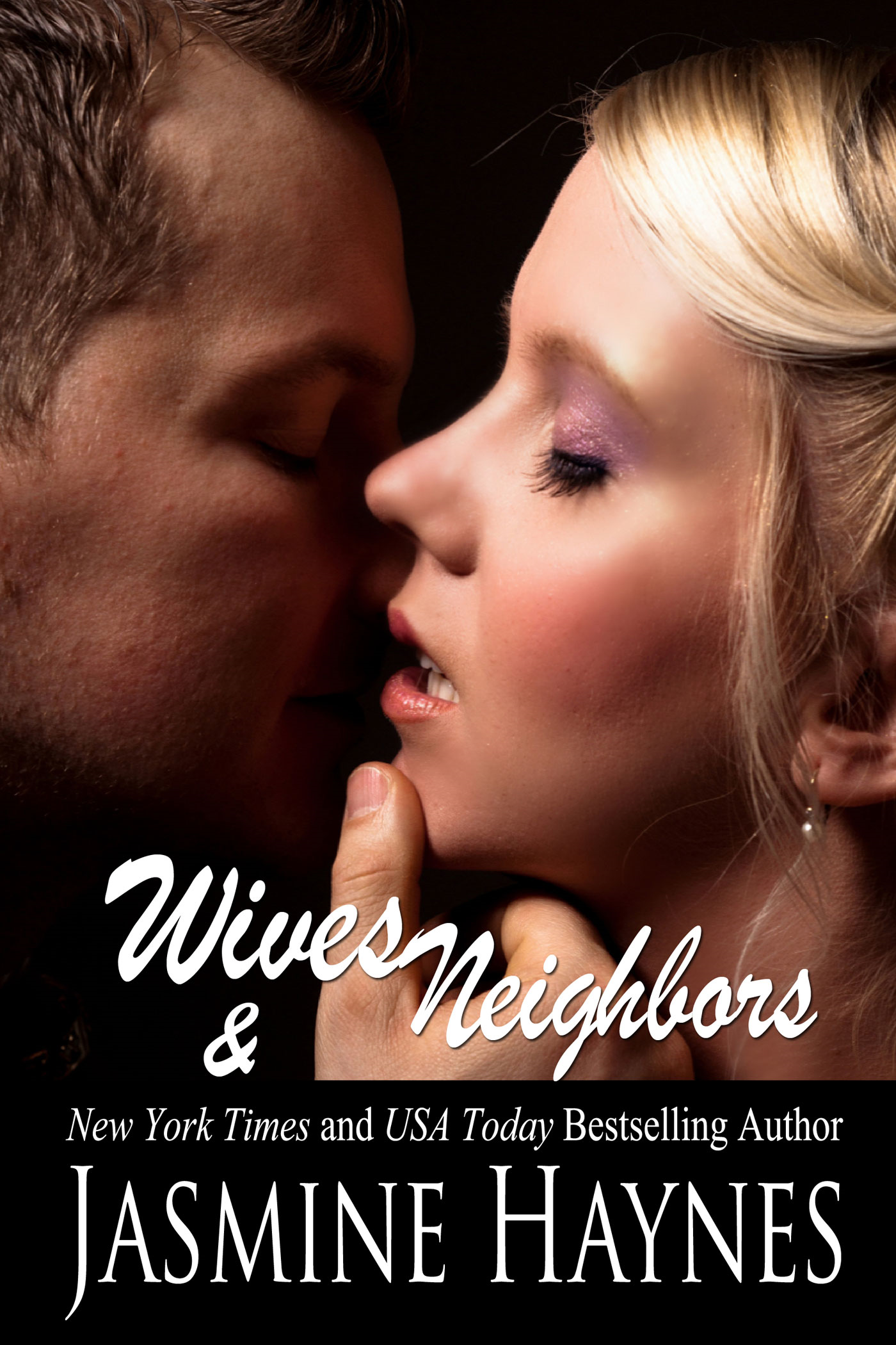Jennifer Skully  Jasmine Haynes - Wives and Neighbors