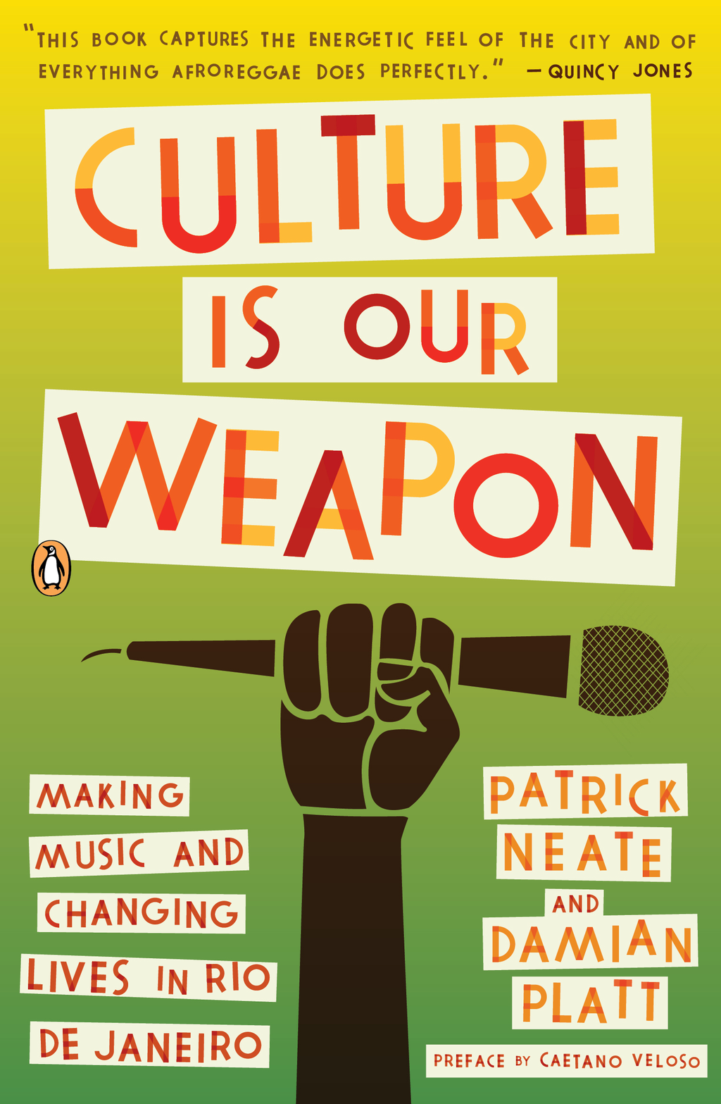 Culture Is Our Weapon Making Music and Changing Lives in Rio de Janeiro