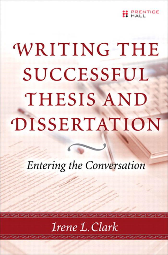 writing your thesis book