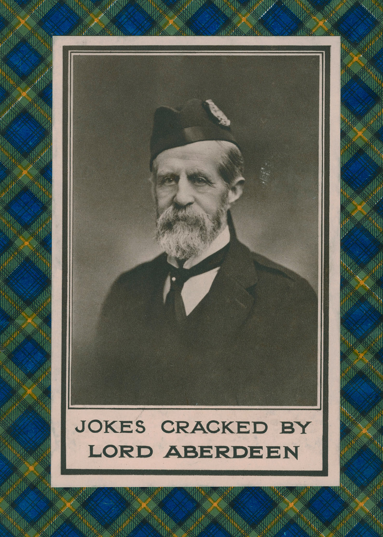 Jokes Cracked By Lord Aberdeen