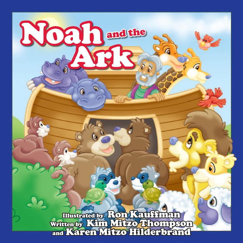 Noah and the Ark By: MITZO THOMPSON, KIM