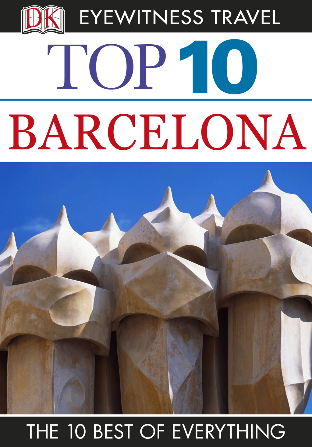 DK Eyewitness Top 10 Travel Guide: Barcelona Barcelona