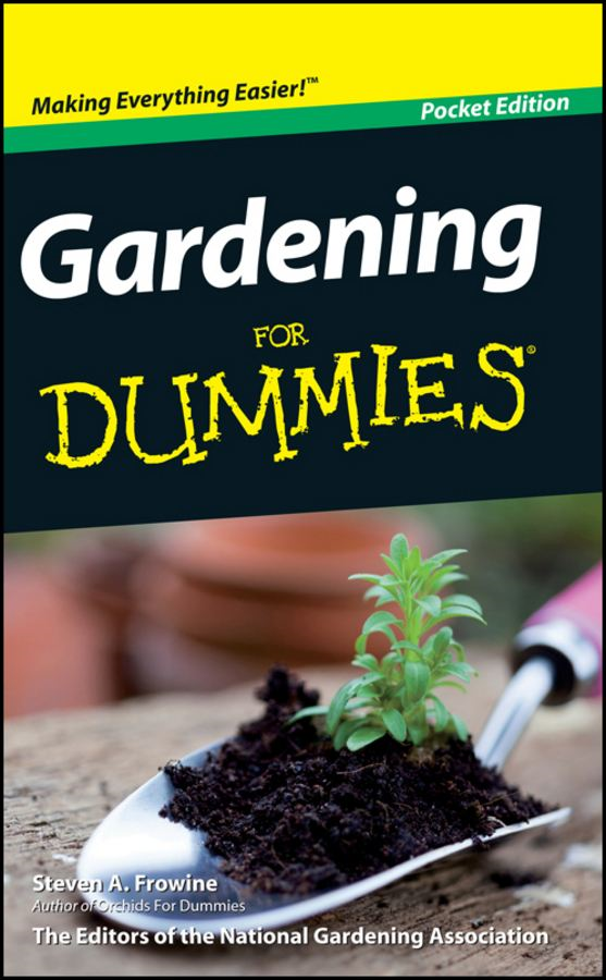 Gardening For Dummies®, Pocket Edition