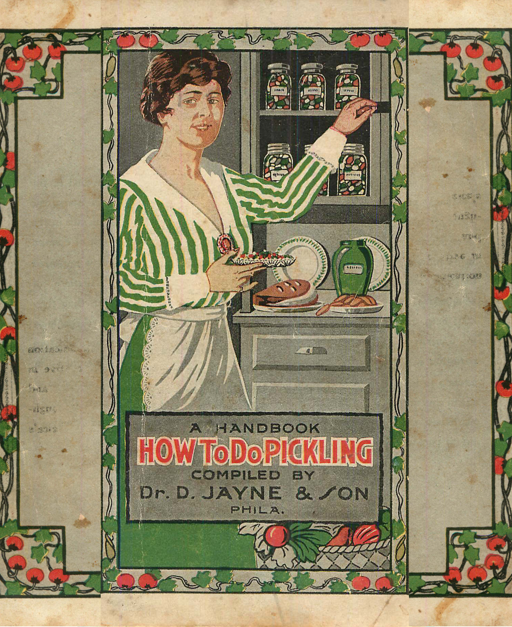 How to do Pickling By: Dr. D. Jayne