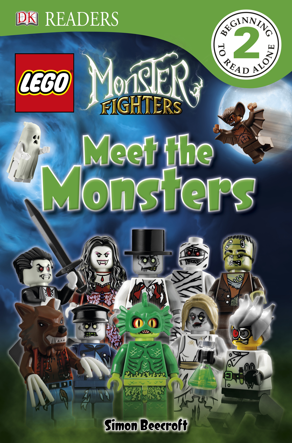 LEGO� Monster Fighters Meet the Monsters