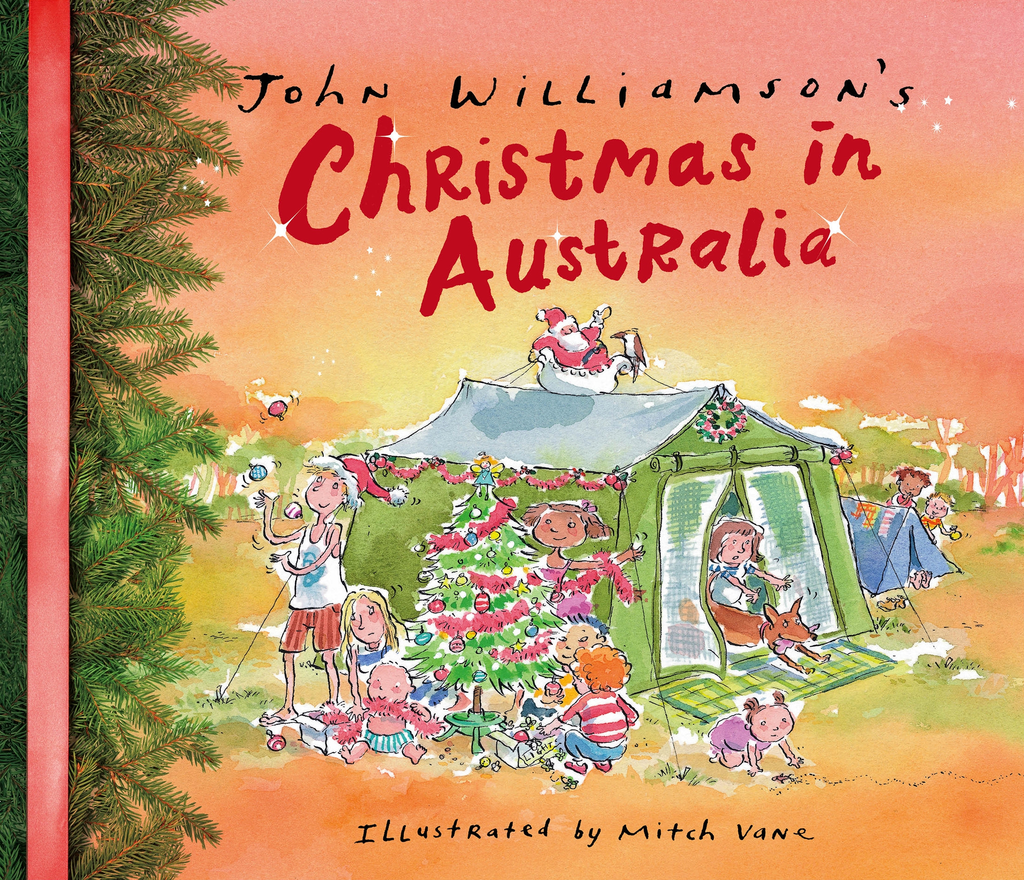 John Williamson's Christmas in Australia