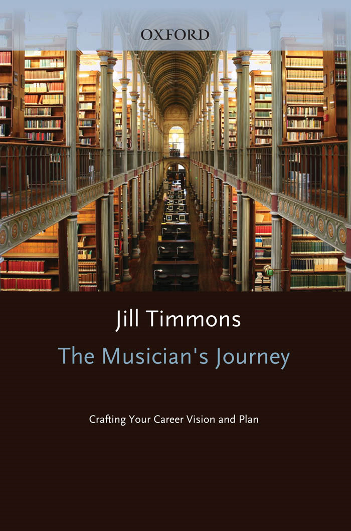 The Musician's Journey: Crafting Your Career Vision and Plan