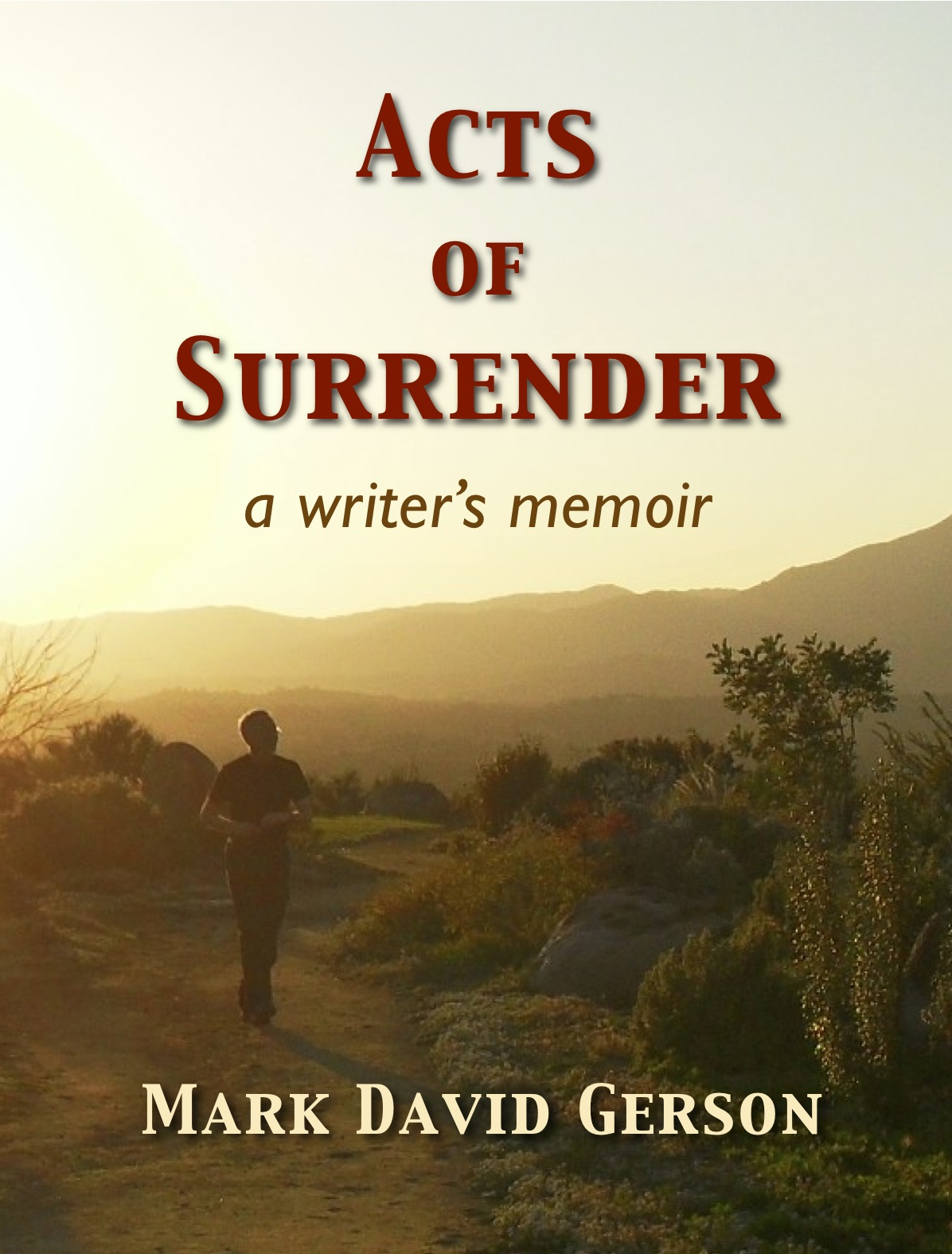 Acts of Surrender By: Mark David Gerson
