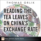 Reading the Tea Leaves on China's Exchange Rate