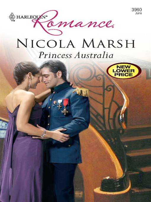 Princess Australia By: Nicola Marsh