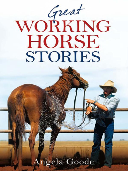 Great Working Horse Stories By: Angela Goode