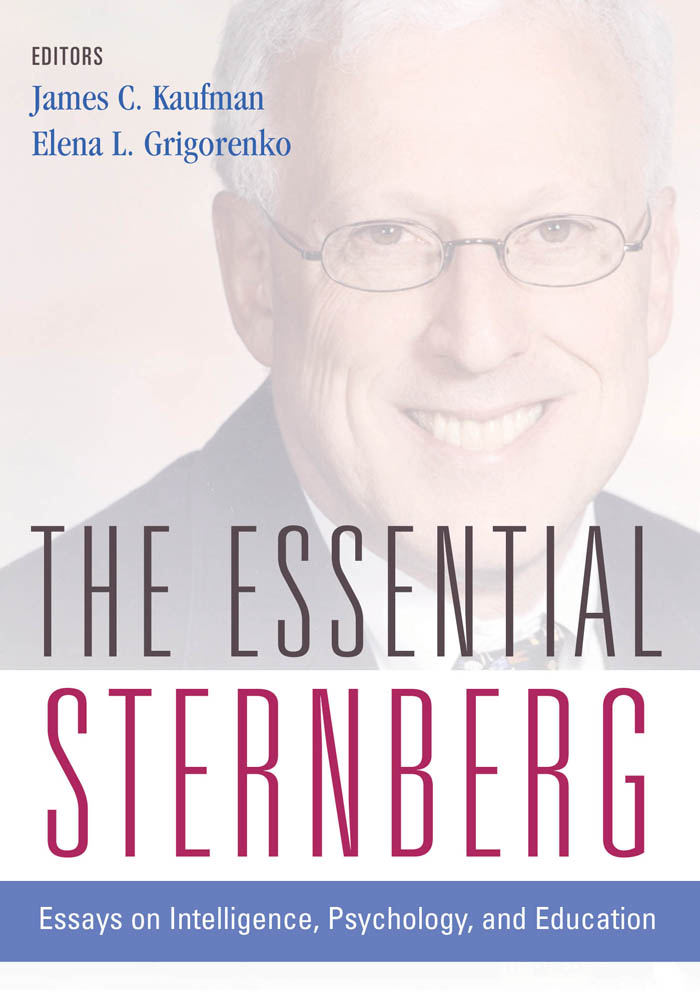 The Essential Sternberg