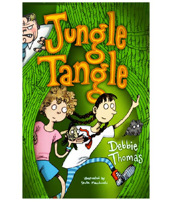 Jungle Tangle By: Debbie Thomas
