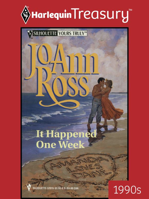 It Happened One Week By: JoAnn Ross