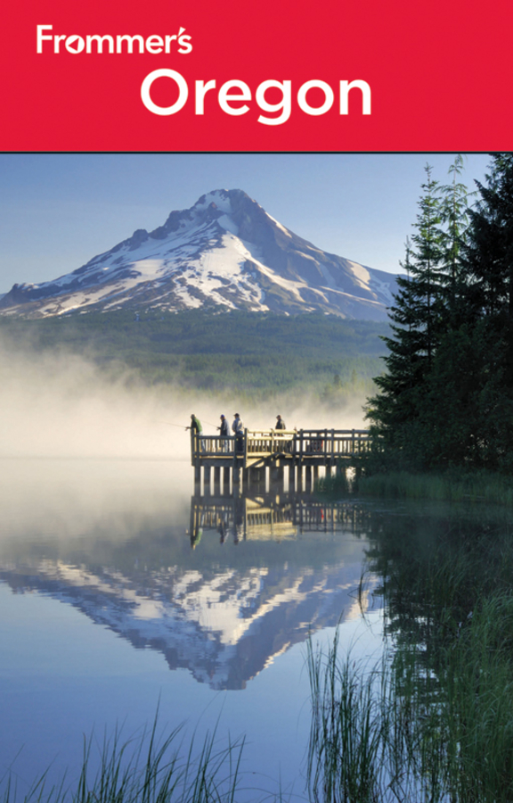 Frommer's Oregon By: Karl Samson