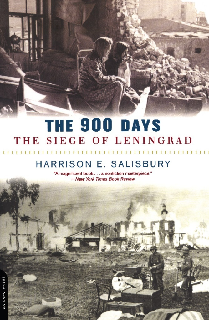 The 900 Days By: Harrison Salisbury