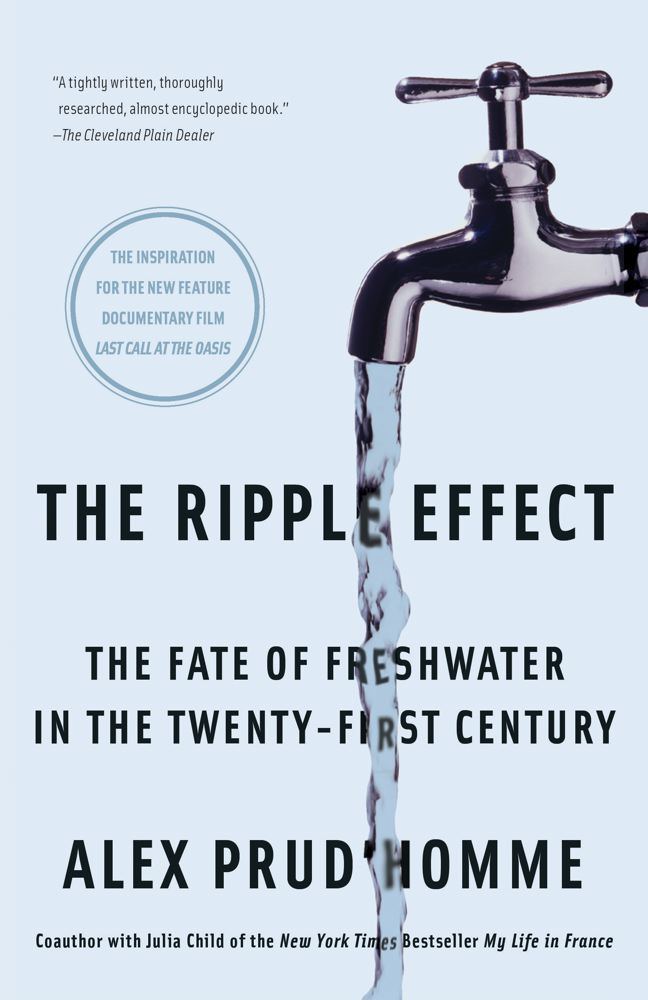 The Ripple Effect By: Alex Prud'homme