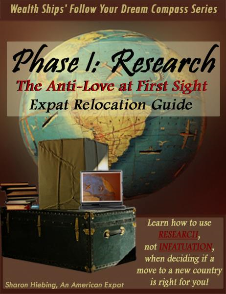 The Anti-Love at First Sight Expat Relocation Guide: Phase 1: Research