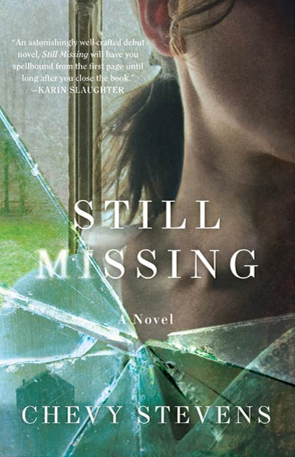 Book Cover: Still Missing