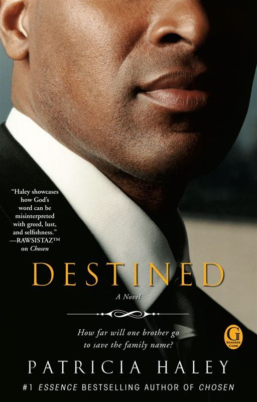 Destined By: Patricia Haley