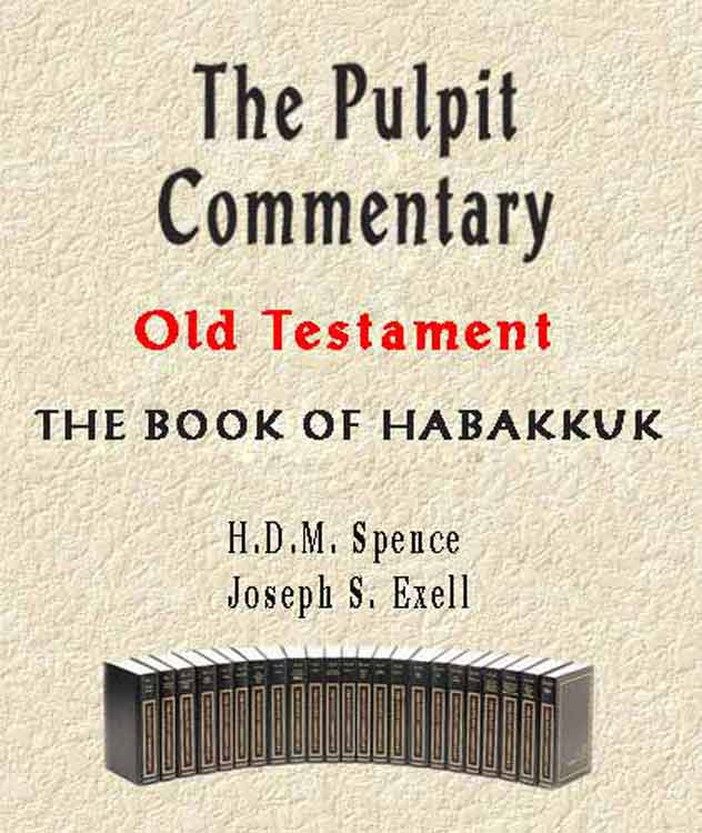 The Pulpit Commentary-Book of Habakkuk