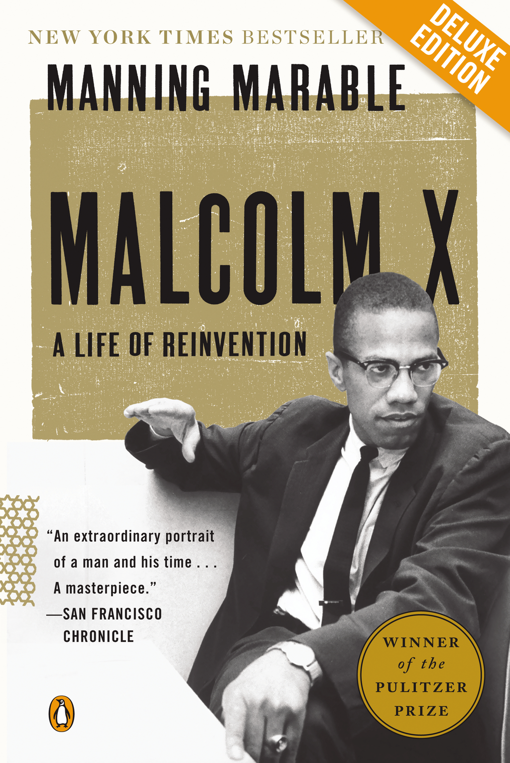 Malcolm X Deluxe By: Manning Marable