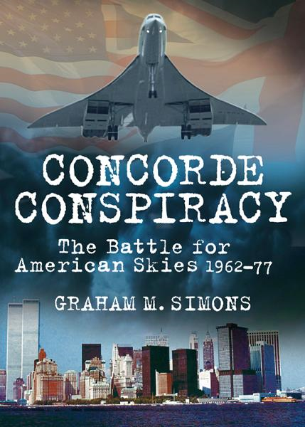 Concorde Conspiracy By: Graham M Simons