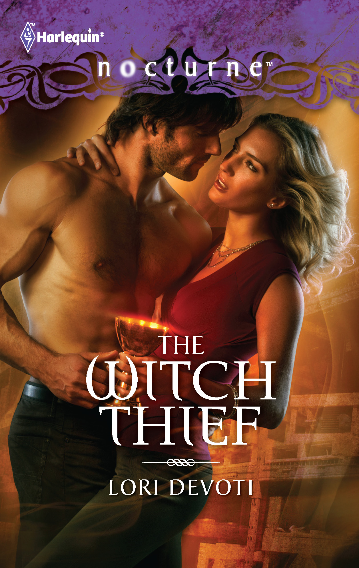 The Witch Thief By: Lori Devoti