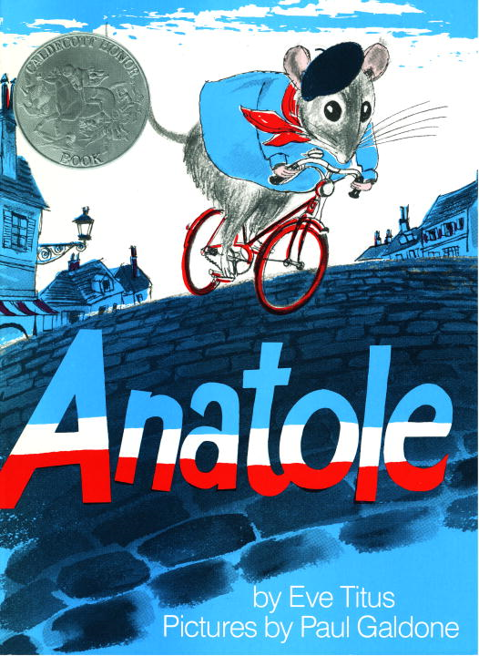 Anatole By: Eve Titus