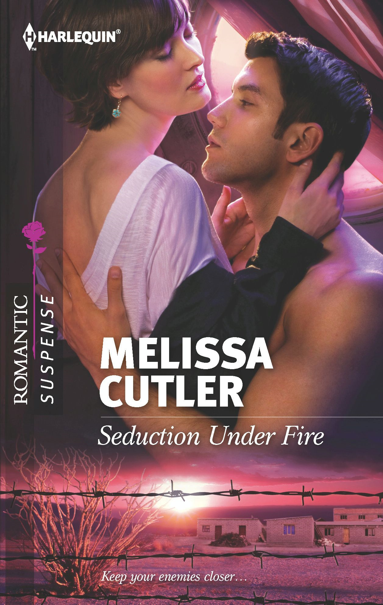 Seduction Under Fire By: Melissa Cutler