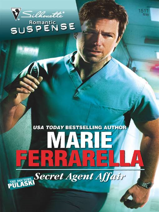 Secret Agent Affair By: Marie Ferrarella