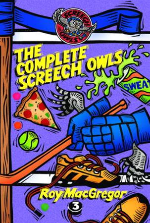 Cover Image: The Complete Screech Owls, Volume 3