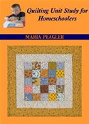 online magazine -  Quilting Unit Study for Homeschoolers
