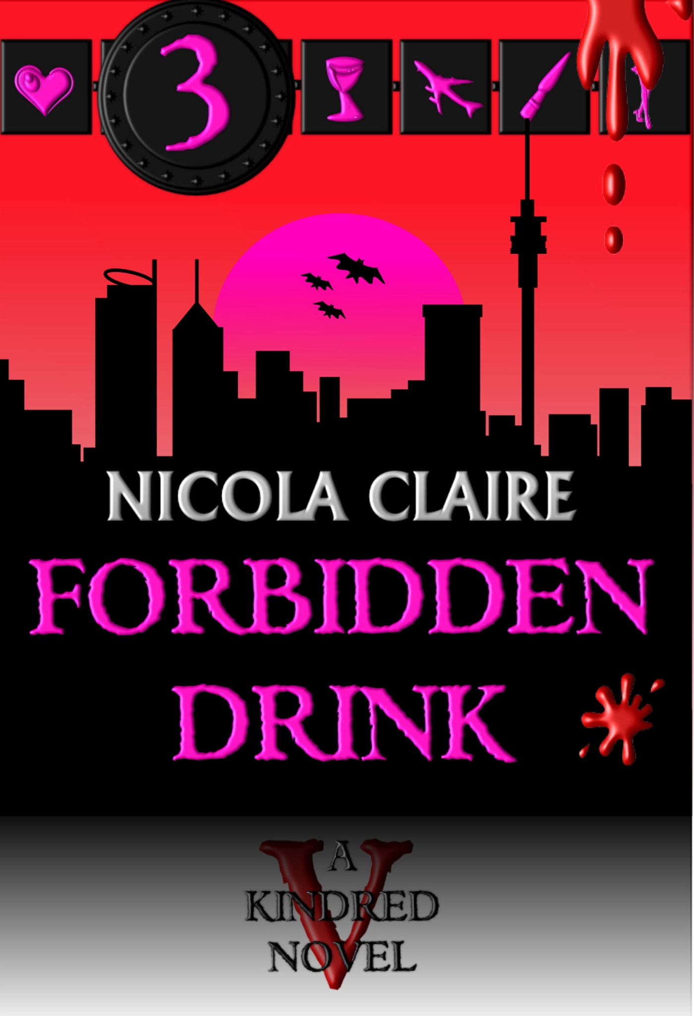 Forbidden Drink (Kindred, Book 3)