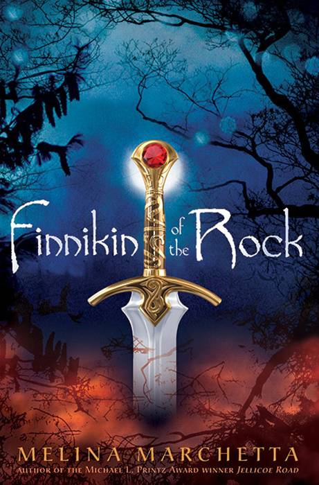 Finnikin of the Rock By: Melina Marchetta