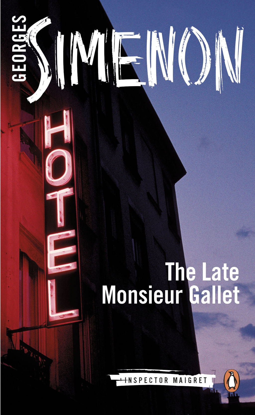 The Late Monsieur Gallet Inspector Maigret #2